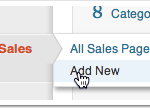 Creating-A-New-Sales-Page