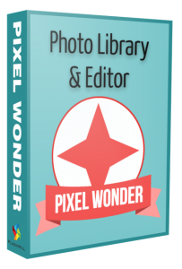 Pixel Wonder Box Medium