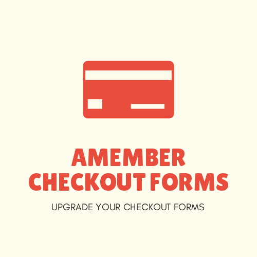 amember checkout forms